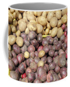 Potato Variety Display Coffee Mug