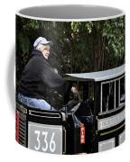 Potawatomi Zoo Miniature Train Engine South Bend Indiana Usa Coffee Mug