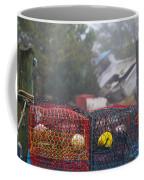 Pots On The Dock Coffee Mug