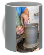 Potters Hands Coffee Mug