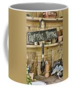 Potting Thyme Coffee Mug
