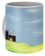 Poulton Fields  Coffee Mug by Ana Bianchi