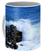 Pounding The Reef Coffee Mug