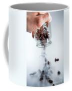 Pouring Out Pills Coffee Mug