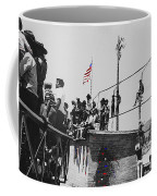 Pow Wow Days July 4th Rodeo Navajos Flagstaff Arizona 1969-2009  Coffee Mug