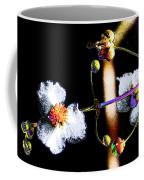 Powder Flower Coffee Mug