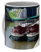 Powell Boats Coffee Mug
