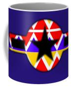 Power Black Coffee Mug