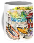 Power Boats World Championship In Barca De Alva 03 Coffee Mug