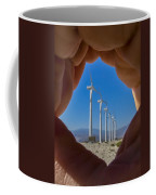 Power In The Hand Coffee Mug