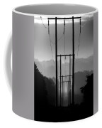 Power In The Morning Mist Coffee Mug