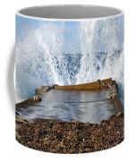 Power Of The Sea Coffee Mug