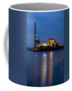 Power Plant Coffee Mug by Adam Romanowicz
