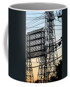 Power Tower Lines Coffee Mug
