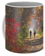 Power Walkers Coffee Mug