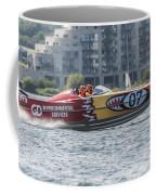 Powerboat 3 Coffee Mug