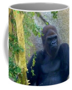 Powerful Female Gorilla Coffee Mug