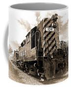 Powerful In Sepia Coffee Mug