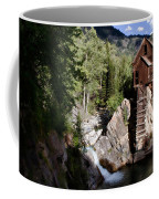 Powerhouse On The Crystal Coffee Mug