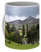 Lake And Garden Coffee Mug