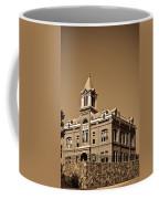 Powhantan Court House Sepia 2 Coffee Mug