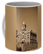 Powhatan Court House Sepia 5 Coffee Mug
