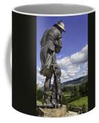 Powis Castle Bagpipper Coffee Mug