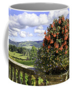 Powis Castle Terrace Coffee Mug
