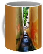 Prague - Street Coffee Mug