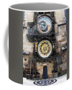 Prague Astronomical Clock Coffee Mug
