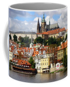 Prague Skyline Coffee Mug