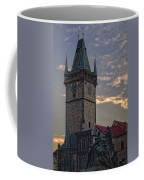 Prague Old Town Hall Coffee Mug