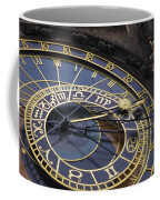Prague Orloj Coffee Mug