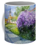 Prague Spring Loreta Lilacs Coffee Mug
