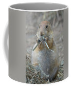 Prairie Dog Food Coffee Mug