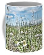 Prairie Flowers And Grasses Coffee Mug