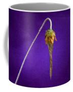 Prairie Smoke Tightly Twirled Blossom Coffee Mug