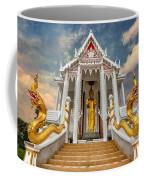 Pranburi Temple Coffee Mug by Adrian Evans