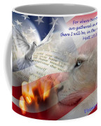 Pray For Our Nation Coffee Mug