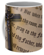 Pray To Thy Father Coffee Mug