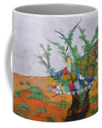 Prayer Flags Coffee Mug