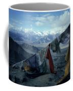 Prayer Flags Leh Ladakh Coffee Mug