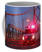 Prayer For Emergency Health Care First Responders Coffee Mug