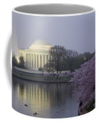 Pre-dawn At The Jefferson Memorial 2 Coffee Mug
