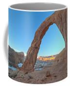 Pre Sunrise At Corona Coffee Mug