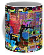 precious is man for he is created in the Divine Image 10 Coffee Mug