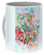 Precious Is Man For He Is Created In The Divine Image 3 Coffee Mug