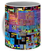 precious is man for he is created in the Divine Image 6 Coffee Mug by David Baruch Wolk