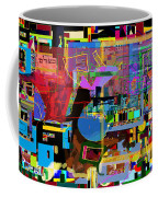 precious is man for he is created in the Divine Image 9 Coffee Mug