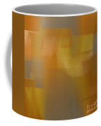 Precious Metals Abstract 2 Coffee Mug